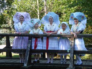 2009-09-18 Fotoshooting Spreewälder Trachten, Burg 80