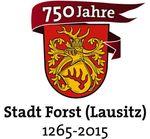 750 Jahre Forst 150x140